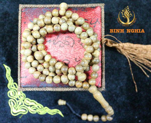 Oud Islamic prayer beads